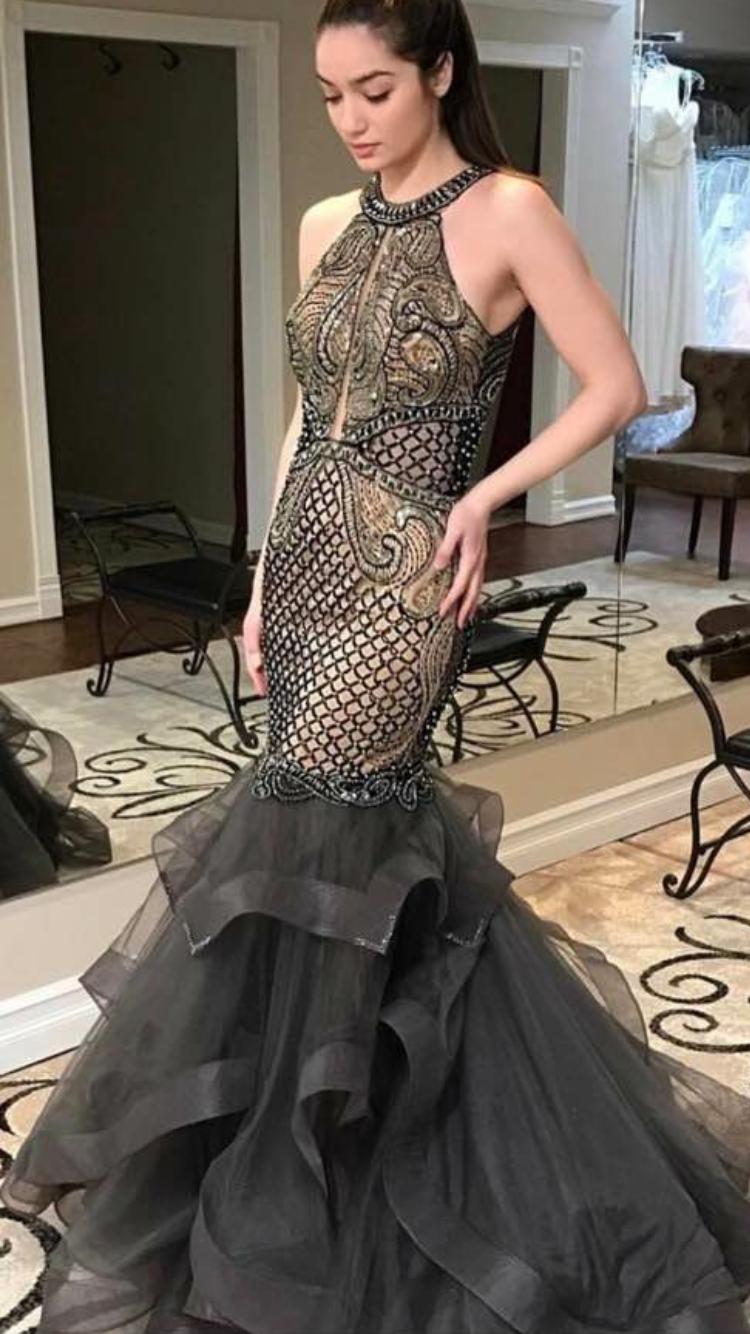 2018 Model Gece Elbisesi Modelleri