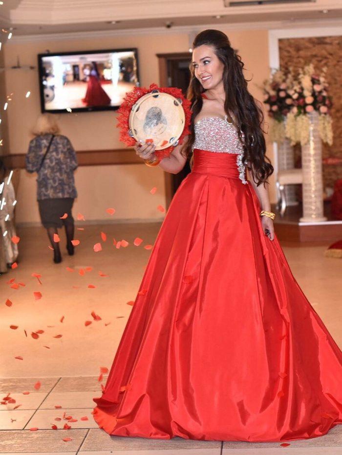 Prense Nişanlık Model